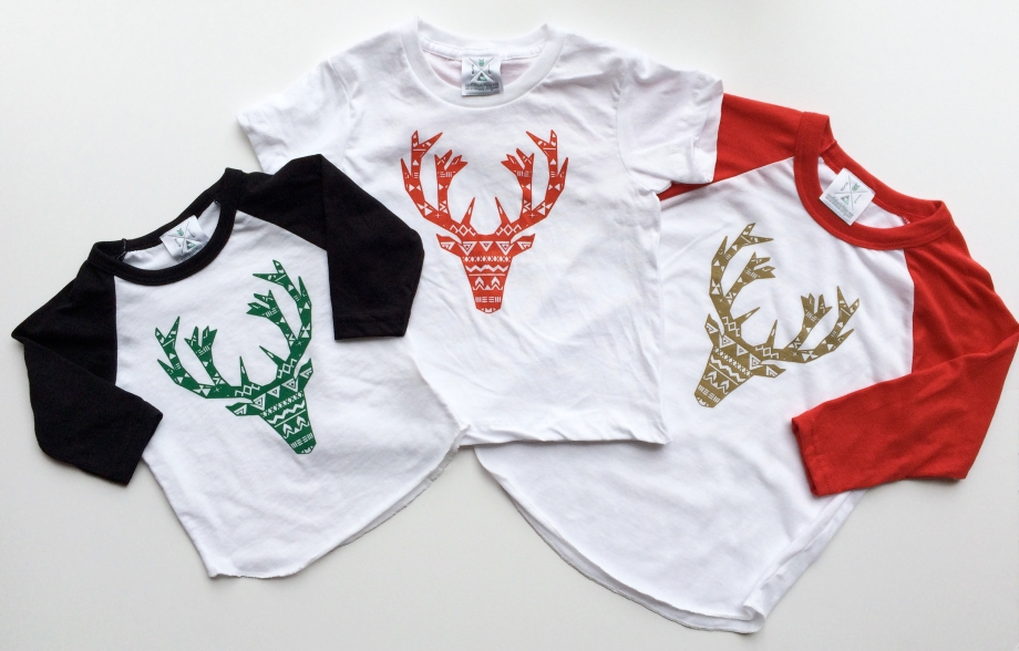Holiday Shirts For The Whole Family Sandilake Clothing
